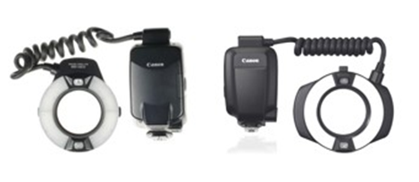 Flash Canon MR-14EX Pentax AF160FC Dentalize